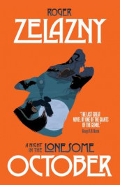 A Night in the Lonesome October av Roger Zelazny (Heftet)