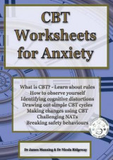 Omslag - CBT Worksheets for Anxiety