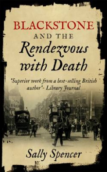 Blackstone and the Rendezvous with Death av Sally Spencer (Heftet)