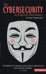 Omslag - The Cybersecurity to English Dictionary
