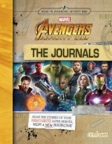Omslag - Avengers Infinity War - The Journals