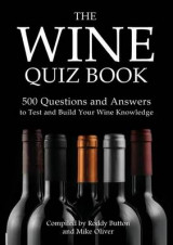 Omslag - The Wine Quiz Book