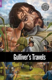 Gulliver's Travels - Foxton Reader Level-2 (600 Headwords A2/B1) with free online AUDIO av Jonathan Swift (Heftet)