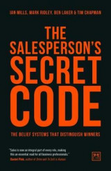 Omslag - The Salesperson's Secret Code