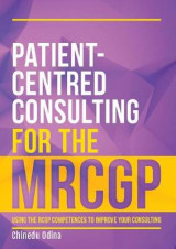 Omslag - Patient-Centred Consulting for the MRCGP