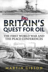 Omslag - Britain's Quest for Oil