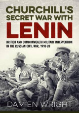 Omslag - Churchill's Secret War with Lenin