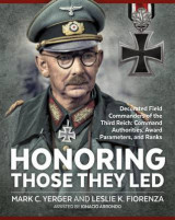 Omslag - Honoring Those They Led