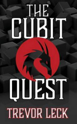Omslag - The Cubit Quest