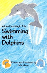 Omslag - Ali and his Magic PJs: Swimming with Dolphins
