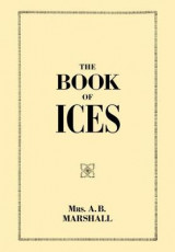 Omslag - The The Book of Ices