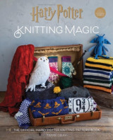 Omslag - Harry Potter knitting magic