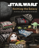 Omslag - Knitting the galaxy