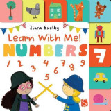 Omslag - Learn With Me! Numbers