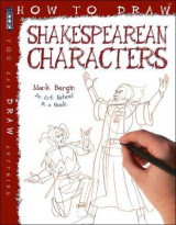 Omslag - How To Draw Shakespearean Characters