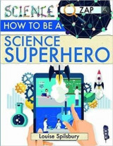 Omslag - How to be a Science Superhero