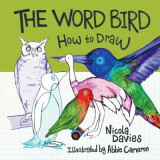 Omslag - How to Draw: The Word Bird