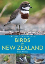 Omslag - A Naturalist's Guide to the Birds of New Zealand