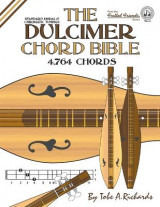 Omslag - The Dulcimer Chord Bible