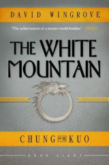 Omslag - The White Mountain: Chung Kuo Book 8