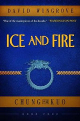 Omslag - Ice and Fire: Chung Kuo Book 4