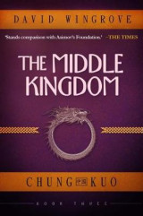 Omslag - The Middle Kingdom: Chung Kuo Book 3