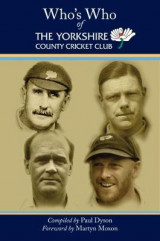 Omslag - Who's Who of The Yorkshire County Cricket Club
