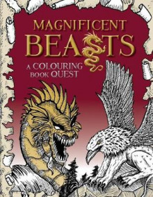Magnificent Beasts av Christina Rose (Heftet)