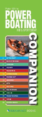 Powerboating Companion av Peter White (Spiral)
