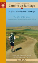 Omslag - A pilgrim's guide to the Camino de Santiago
