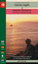 Omslag - A Pilgrim's Guide to the Camino Ingles & Camino Finisterre