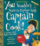 Omslag - You Wouldn't Want To Explore With Captain Cook!