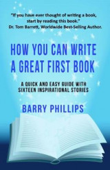 Omslag - How You Can Write A Great First Book