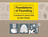 Omslag - Foundations of Founding: A handbook for startup CEOs