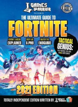 Omslag - Fortnite Ultimate Guide by GamesWarrior 2021 Edition
