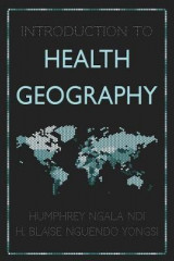 Omslag - Introduction to Health Geography