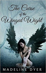 Omslag - The The Curse of the Winged Wight