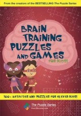 Omslag - Brain Training Puzzles and Games for Kids