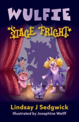 Omslag - Wulfie: Stage Fright
