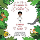 Omslag - Samad in the Forest (Bilingual English - Yoruba Edition)