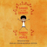 Omslag - Samad in the Desert (Bilingual English - Yoruba Edition)