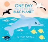 Omslag - One Day on our Blue Planet: In the Ocean (Paperback)