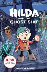Omslag - Hilda and the Ghost Ship