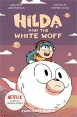 Omslag - Hilda and the White Woff