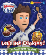 Omslag - Shane the Chef