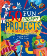 Omslag - 50 Fun Craft Projects to Make and Do