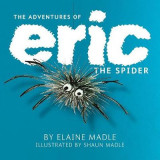 Omslag - The Adventures of Eric the Spider