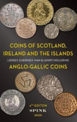 Omslag - The Coins of Scotland, Ireland & the Islands 4th edition