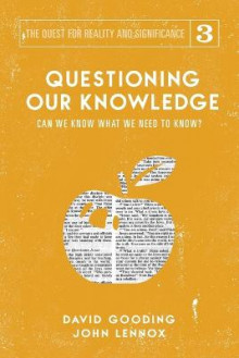 Questioning Our Knowledge av David W Gooding og John C Lennox (Heftet)