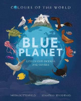 Omslag - Colours of the World: Blue Planet